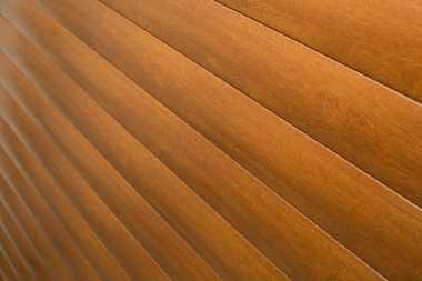 wood effect roller garage door