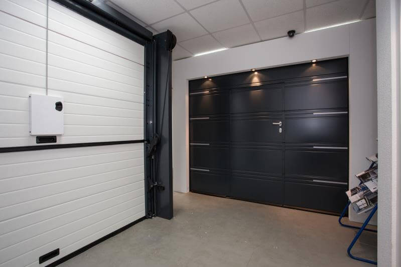 Our Garage Door Showroom Coventry Garage Doors