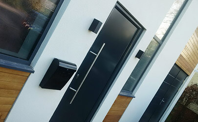 Aluminium Entrance Doors Coventry Warwick Amp Rugby