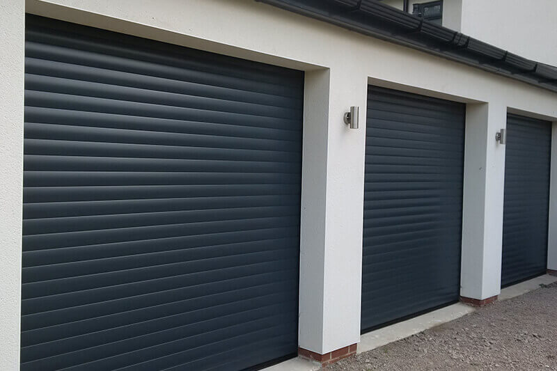 Insulated Roller Garage Doors Coventry Warwick Rugby Coventry