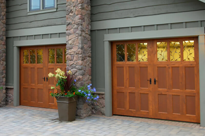 Images Of Traditional Side Hinged Garage Doors