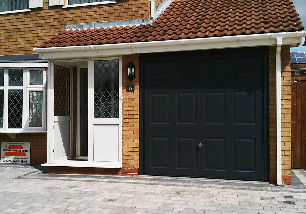 recent work projects coventry garage doors
