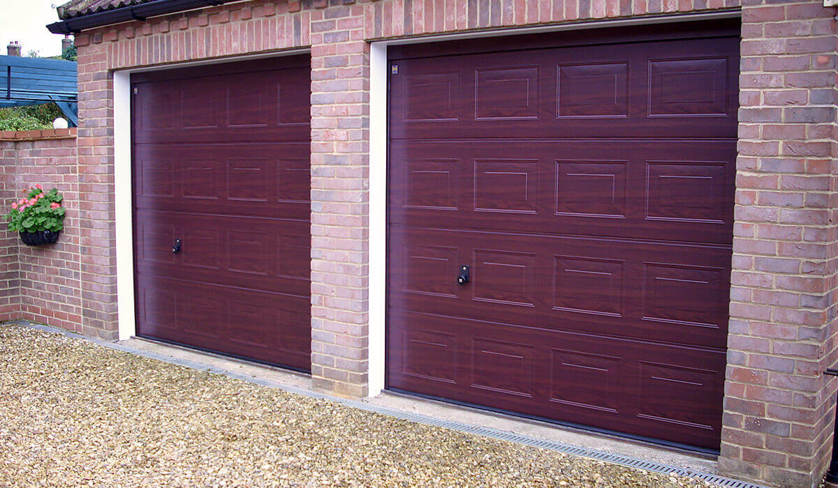sectional garage doors coventry warwick rugby